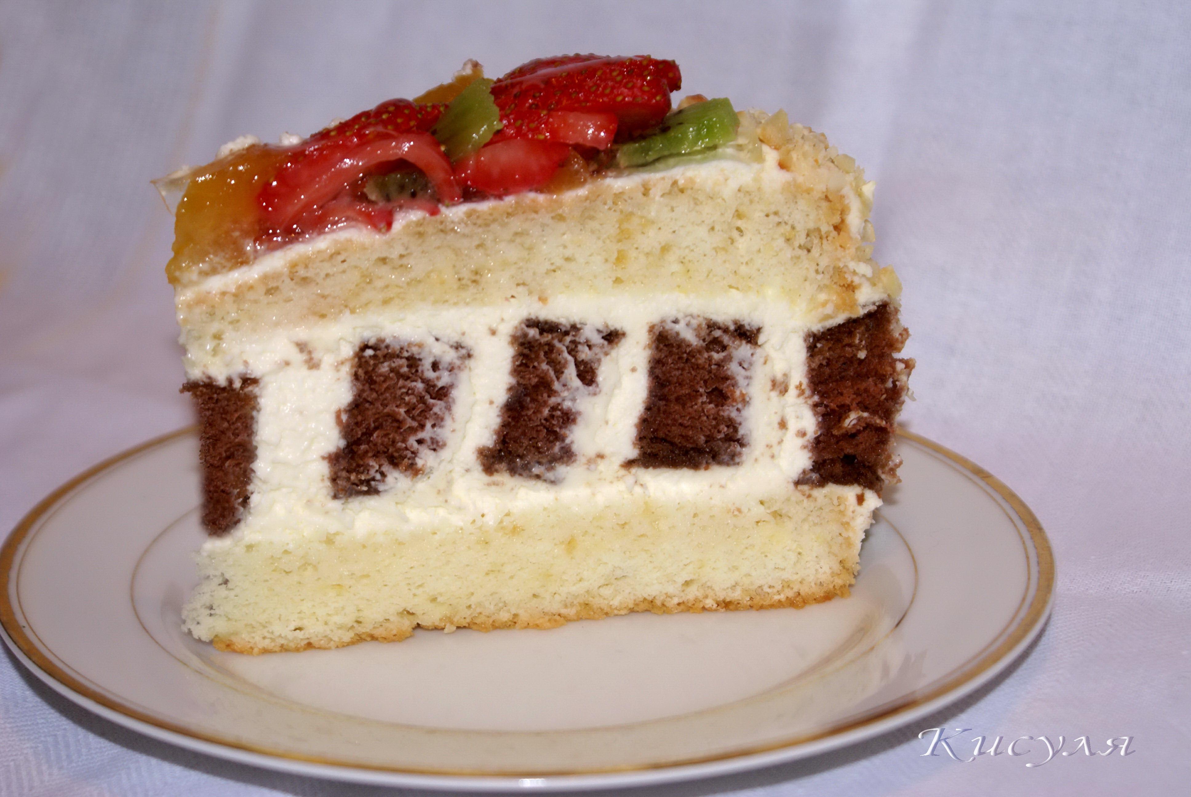 Торт молочная девочка с маскарпоне пошаговый рецепт