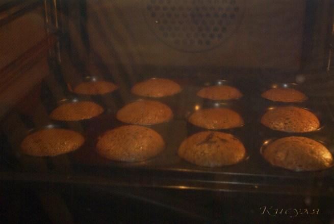 Шоколадные пирожные по мотивам «А-ля Sacher»