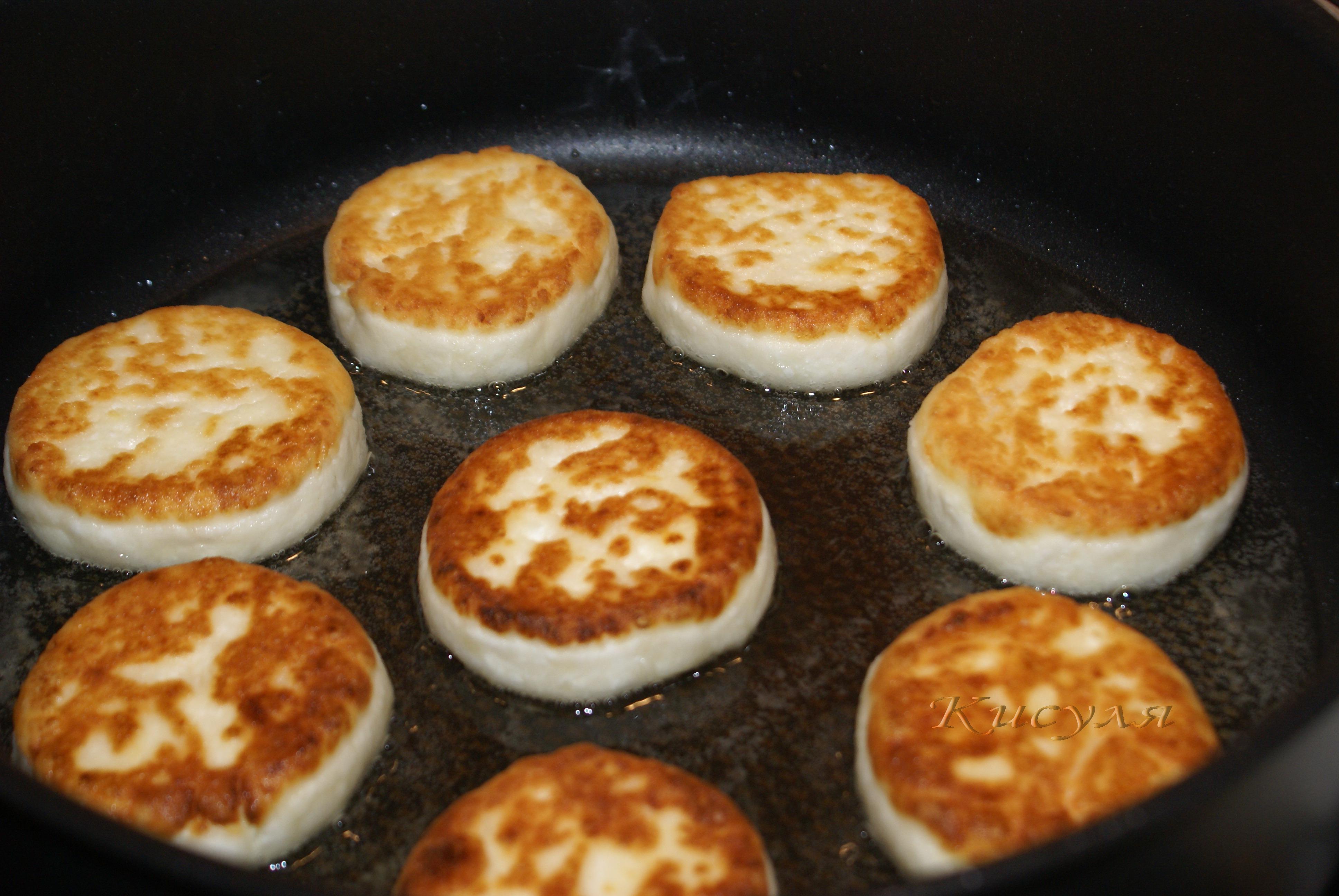 Пышные сырники без яиц рецепт с пошагово