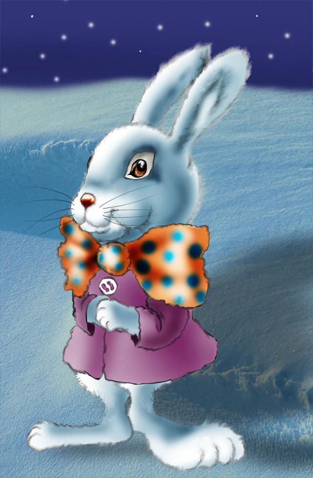напутственное код кролика картинки клетки