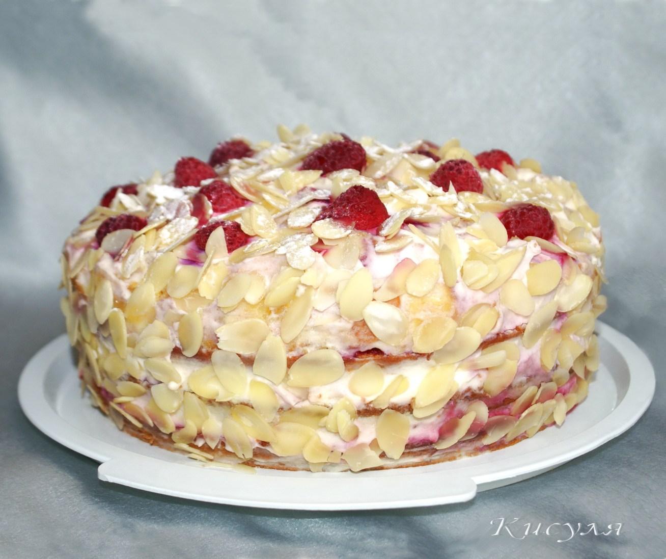 Торты рецепты простые и вкусные на день рождения рецепты