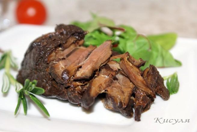 Мясо вине красном рецепт фото
