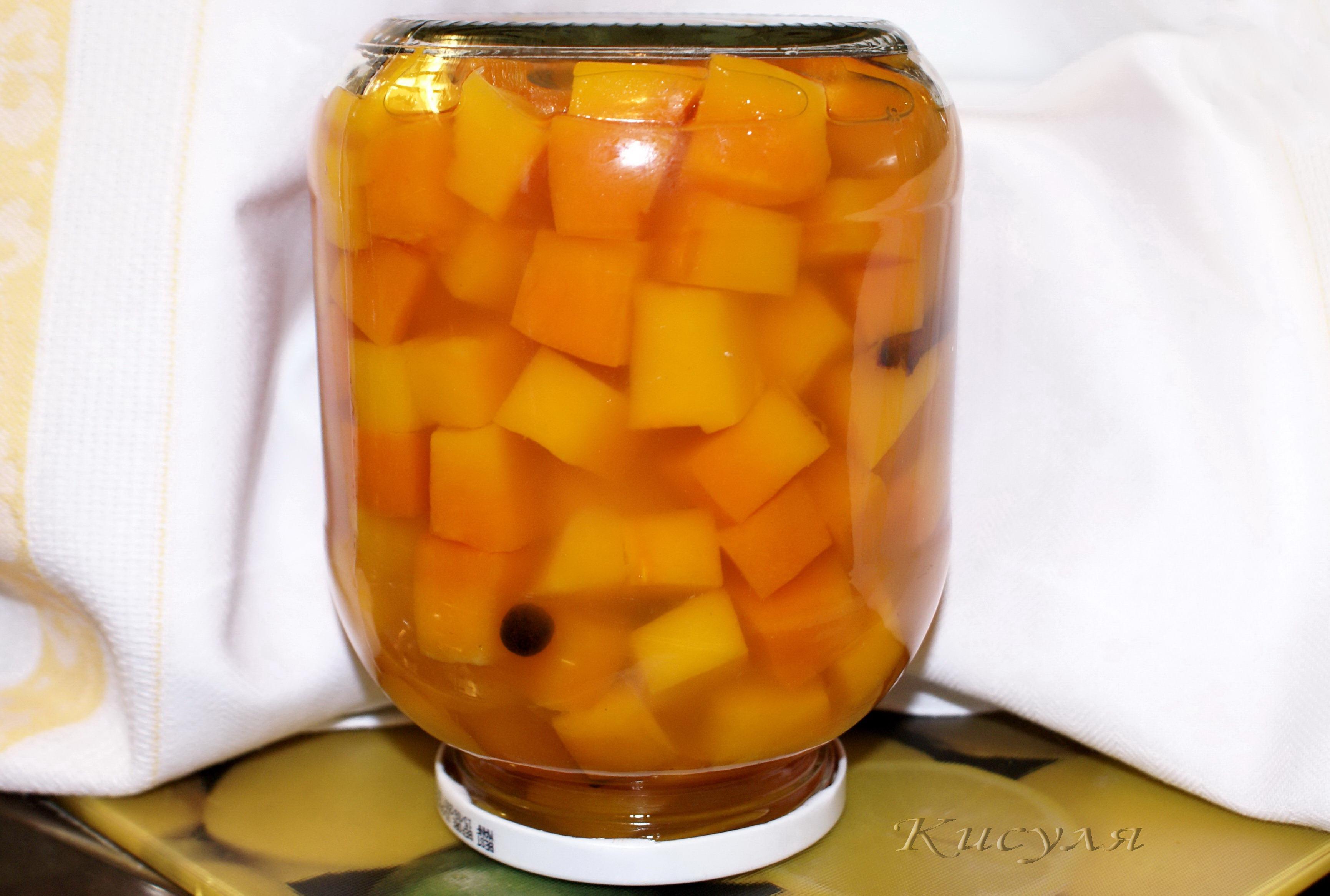 Что можно приготовить из тыквы на зиму пошаговый рецепт